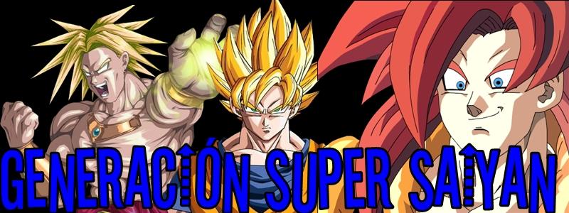 Generación Super Saiyan