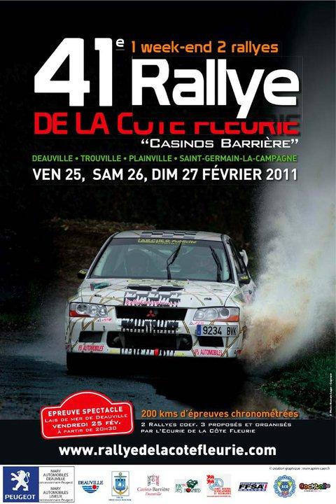 [Coupe de France] Rallye de la Côte Fleurie ( 26 -27 Mars ) 16626610