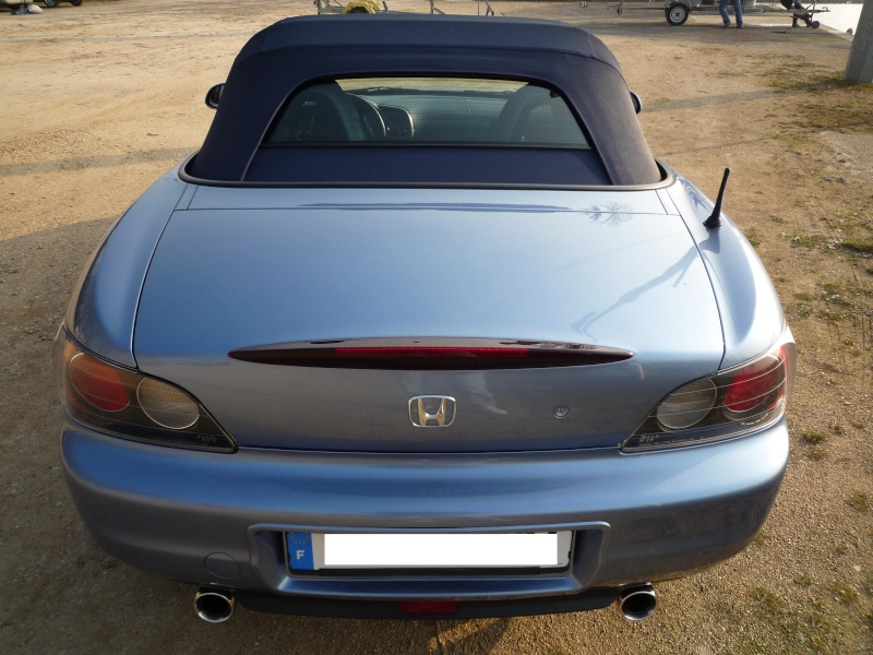 a vendre honda s2000 edition nurburgring v hicule vendre ou recherch autopassion. Black Bedroom Furniture Sets. Home Design Ideas
