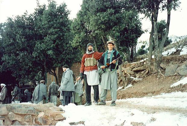 Kit/Loadout Taliban / Pashtun / CIA CAG / Insurgente Osama-11