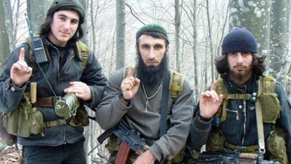 Kit/Loadout Taliban / Pashtun / CIA CAG / Insurgente Russii11