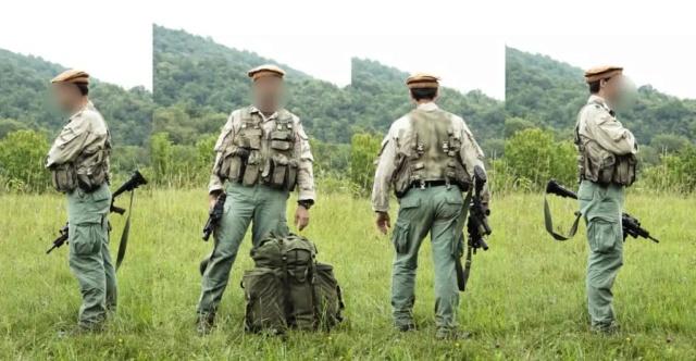 Kit/Loadout Taliban / Pashtun / CIA CAG / Insurgente Whatsa12