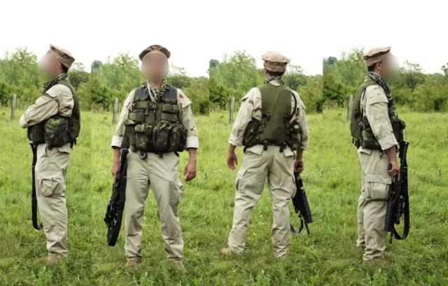 Kit/Loadout Taliban / Pashtun / CIA CAG / Insurgente Whatsa13