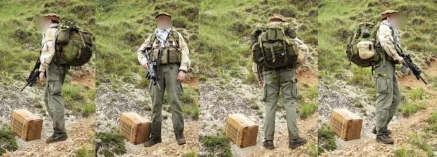 Kit/Loadout Taliban / Pashtun / CIA CAG / Insurgente Whatsa16