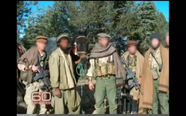 Kit/Loadout Taliban / Pashtun / CIA CAG / Insurgente Whatsa24