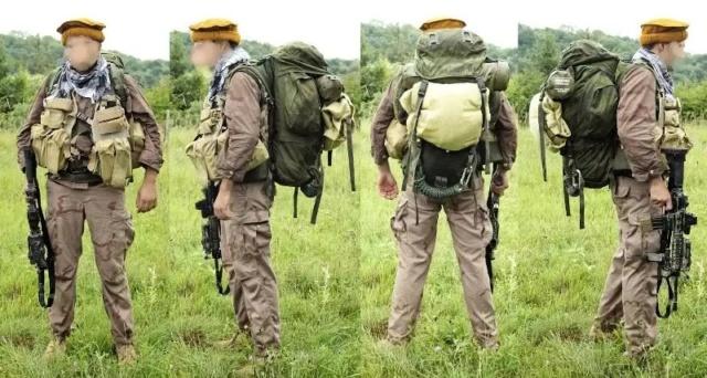 Kit/Loadout Taliban / Pashtun / CIA CAG / Insurgente Whatsa25