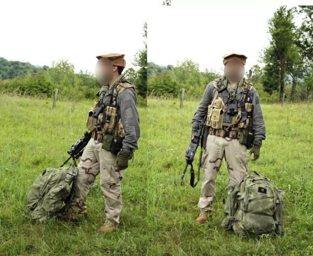 Kit/Loadout Taliban / Pashtun / CIA CAG / Insurgente Whatsa27