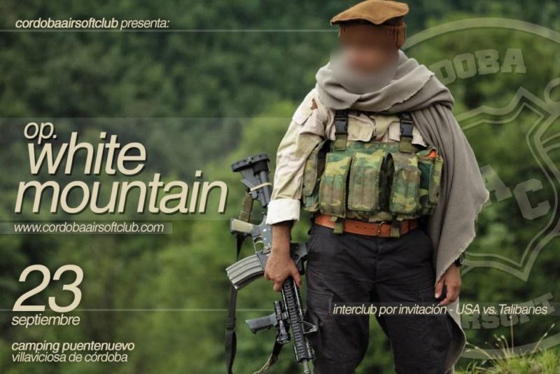 INTERCLUB   Op. White Mountain   Camping Villaviciosa   23 SEP Whatsa31