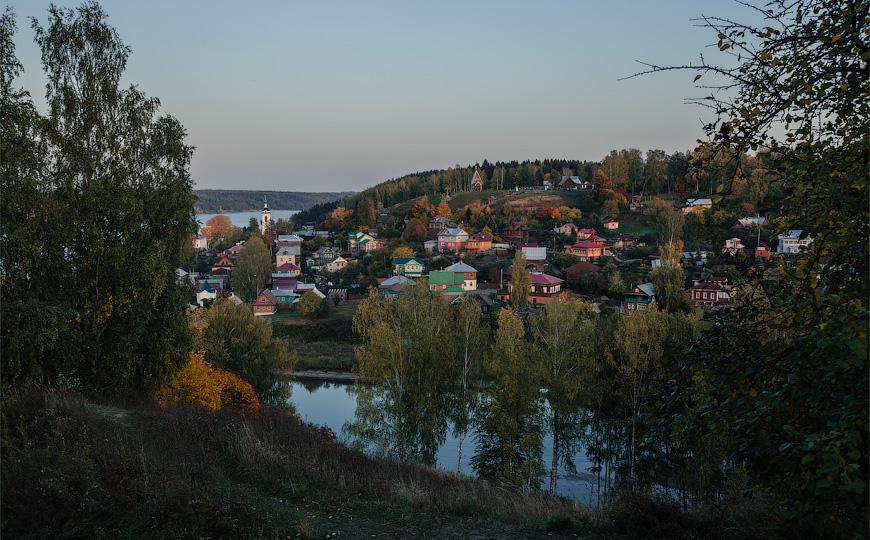 Современная Россия глазами эстонского туриста A-10