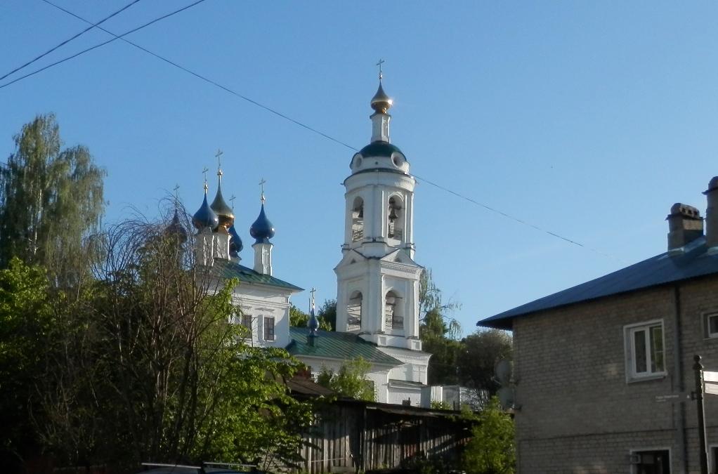 Современная Россия глазами эстонского туриста A16