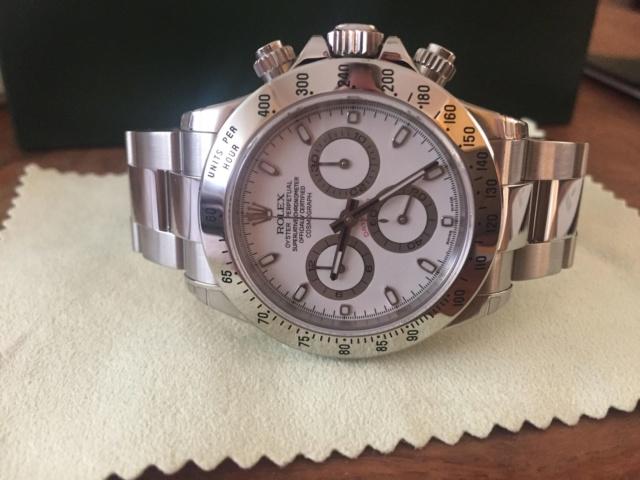 Daytona - [Vendue] Rolex Daytona 116520  57490310