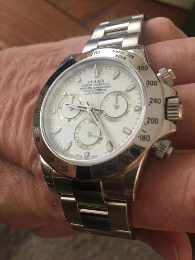 Daytona - [Vendue] Rolex Daytona 116520  57538010