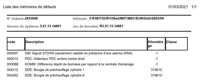 [ BMW E46 330XD M57N an 2003 ] Erreur 003F31 DDE : Rail-pressure sensor (Résolu) Captur10