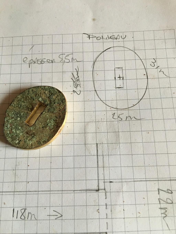 création poignée cuir USM3 110