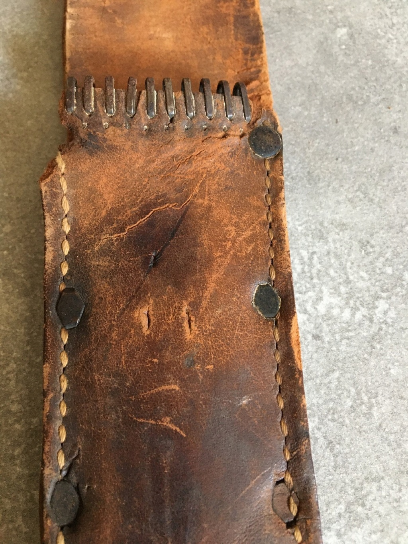 identification fourreau USM6 211