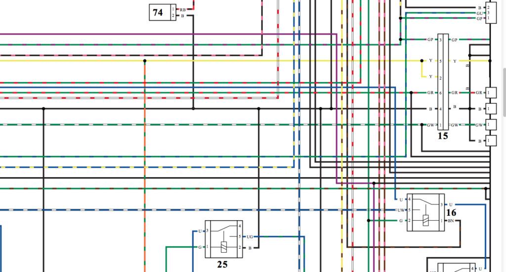 Schéma électrique T120 Liquid 1010