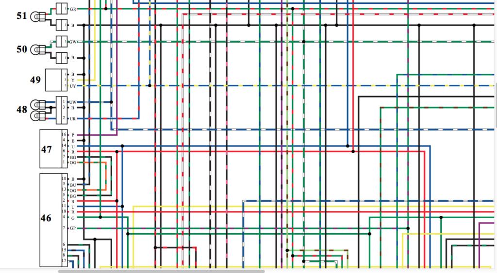 Schéma électrique T120 Liquid 310