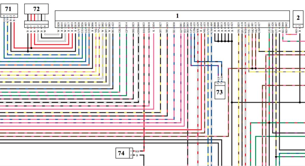Schéma électrique T120 Liquid 510