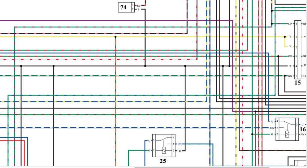 Schéma électrique T120 Liquid 610