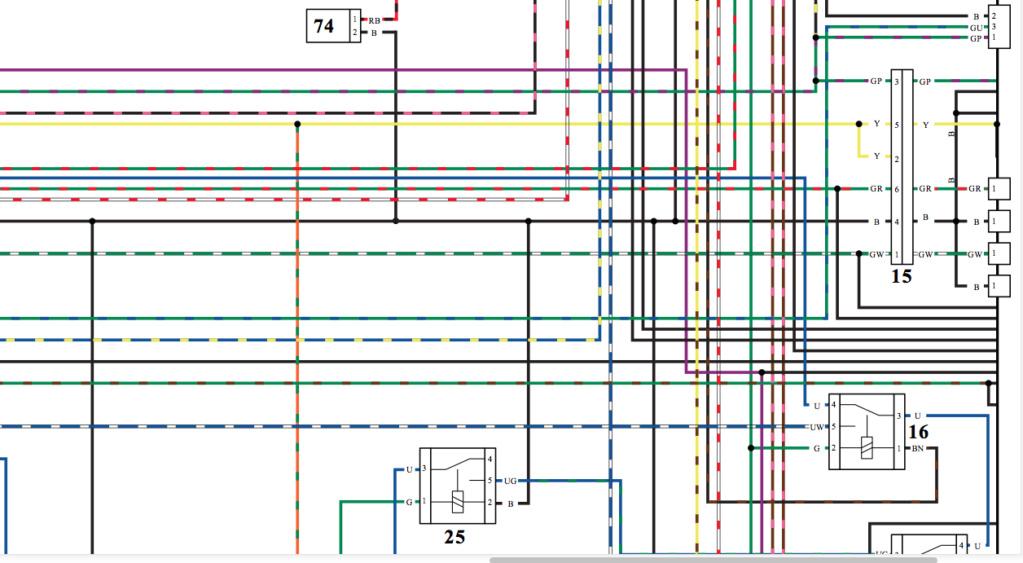 Schéma électrique T120 Liquid 910