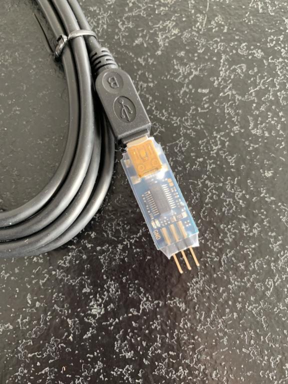 Câble de connexion USB pour contrôleurs Castle Creations Img_3614