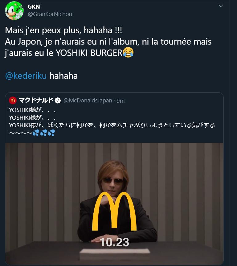 Yoshiki X Mc Donald's Yoshik10
