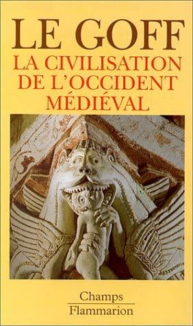 La civilisation de l'occident médiéval de Le Goff 51mfzf10