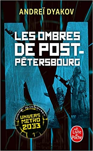 Les Ombres de Post-Pétersbourg de Andrei Dyakov 51rut210