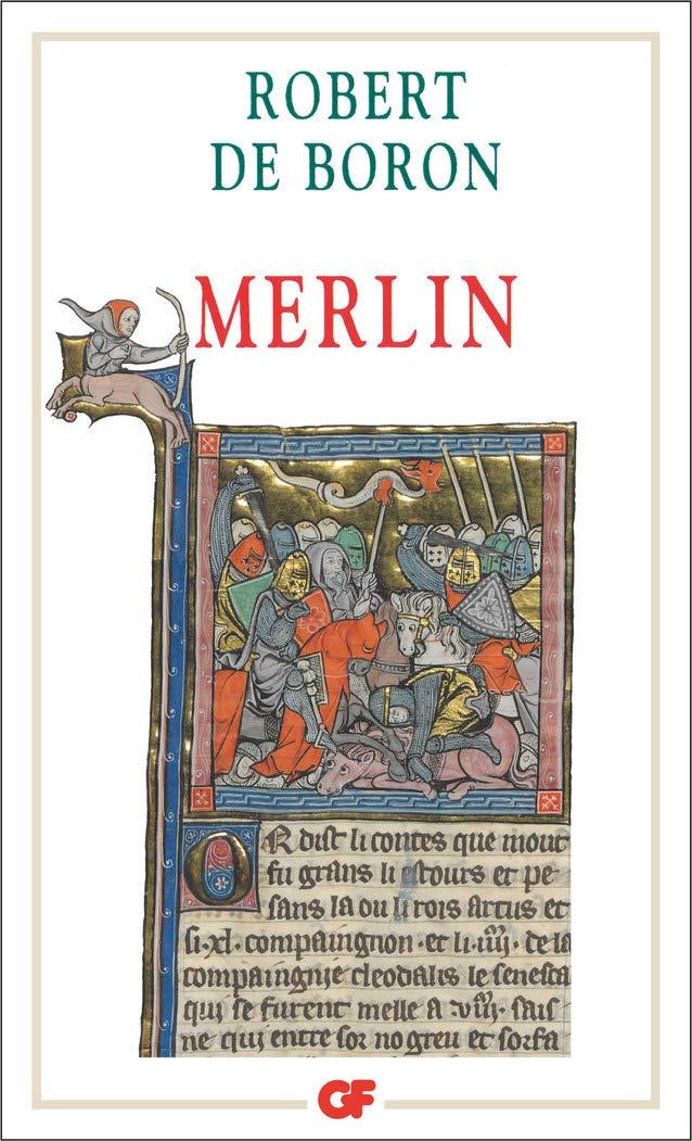 Merlin de Robert de Boron 61kaej10