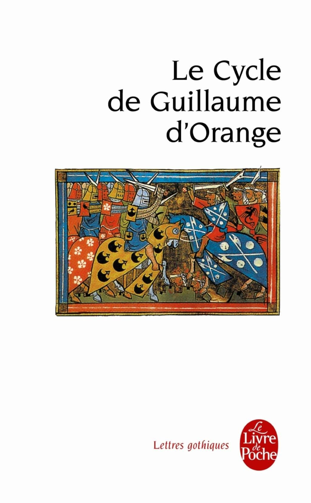 Le cycle de Guillaume d'Orange 71enn610