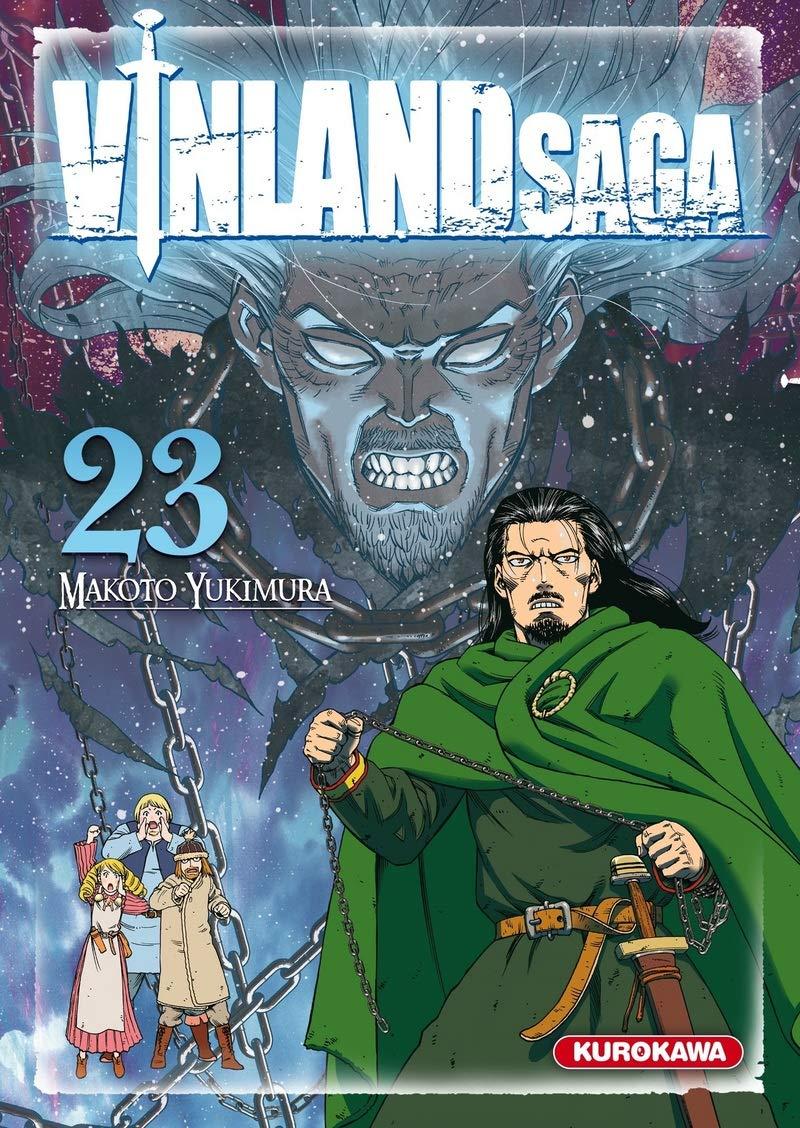 Vinland Saga de Makoto Yukimura 71z0ow10