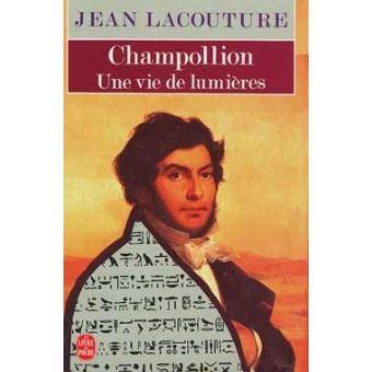 Champollion de Jean Lacouture Champo10