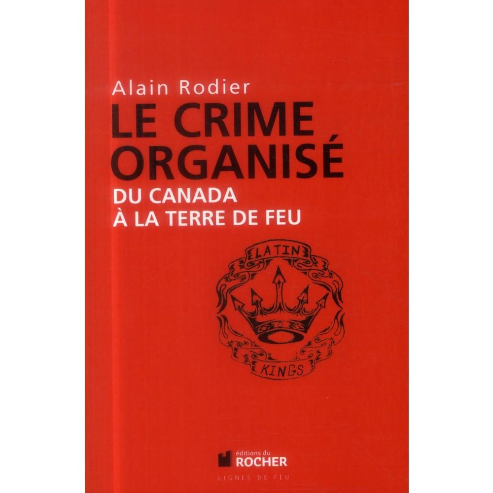 Crime Organisé d'Alain Rodier Le-cri10