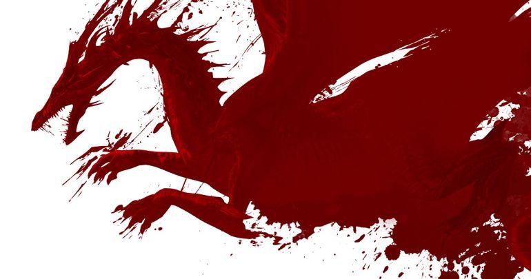 La série Dragon Age  Dragon10