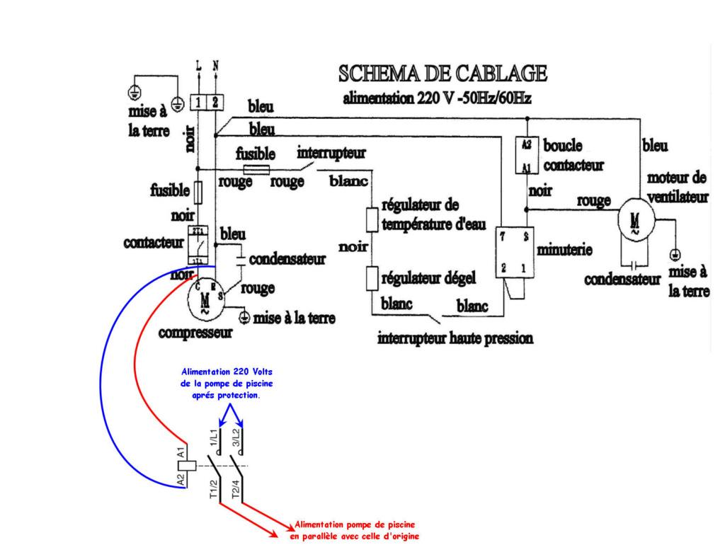 Asservissement de la Pompe de filtration à la PAC Pac_sa10