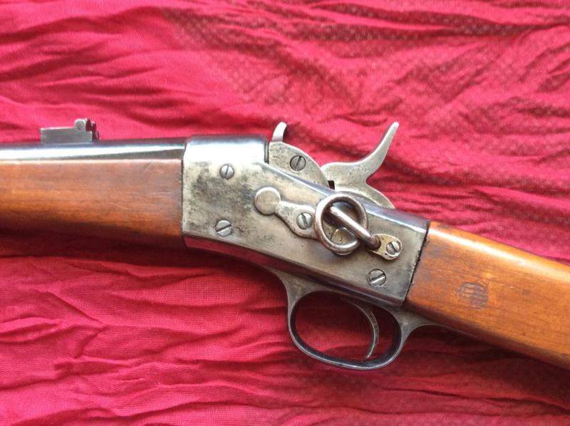 Carbine Cavalry 1867 Remington Rolling Block 278e5b10