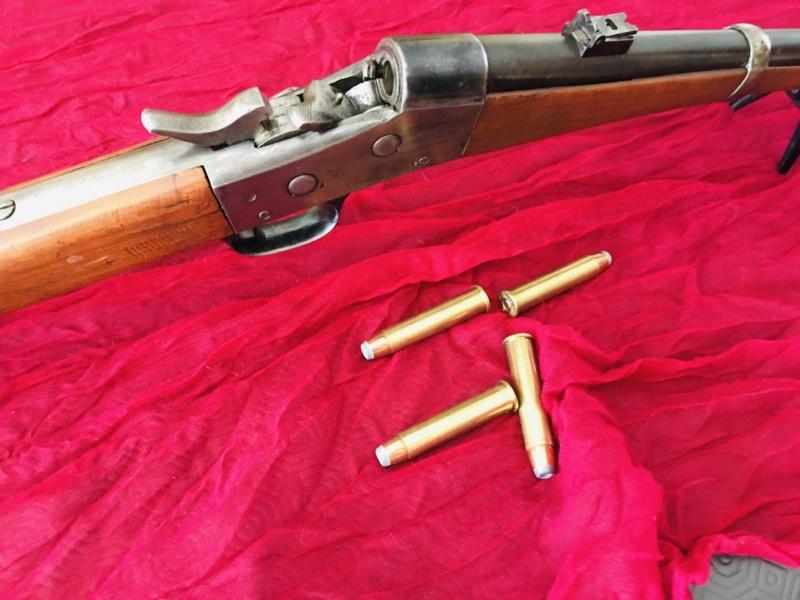 Carbine Cavalry 1867 Remington Rolling Block 2efe7610