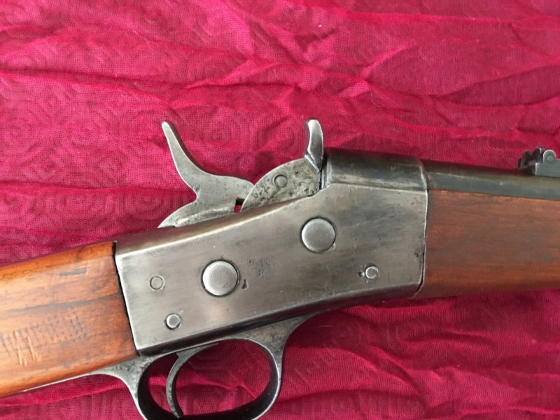 Carbine Cavalry 1867 Remington Rolling Block 48ef7110