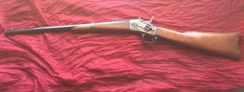 Carbine Cavalry 1867 Remington Rolling Block 5a1f8f10