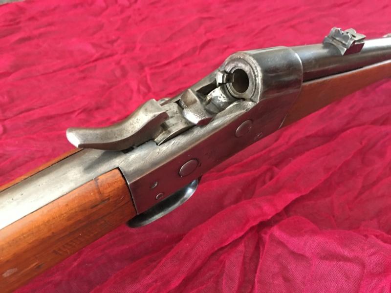 Carbine Cavalry 1867 Remington Rolling Block 5d0c1b10