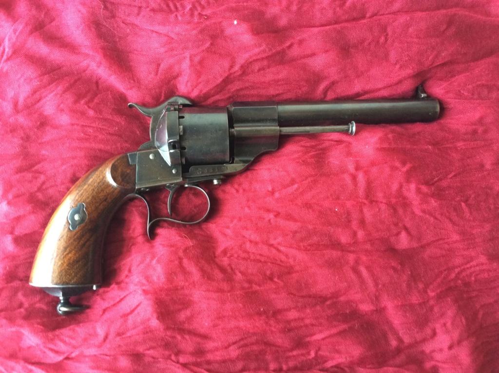 LeFaucheux 1854 Civil War 66c26410