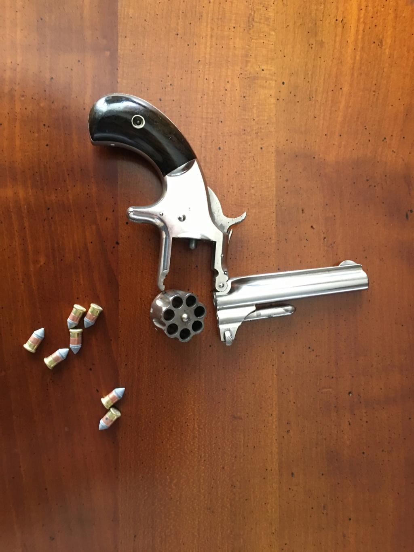 Smith&Wesson 1er Model 3 eme issue cal 22 rf 704fcd10