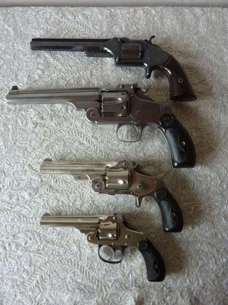 Smith&Wesson 1er Model 3 eme issue cal 22 rf 8699db10