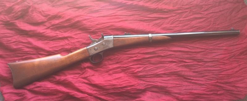 Carbine Cavalry 1867 Remington Rolling Block 8d97a710