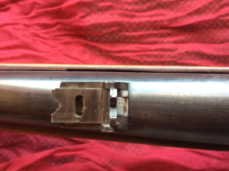 Carbine Cavalry 1867 Remington Rolling Block 94149e10
