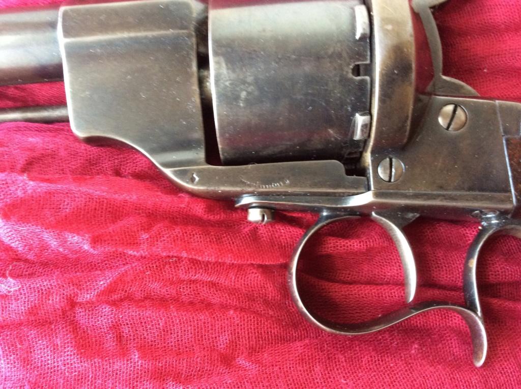 LeFaucheux 1854 Civil War C132d610