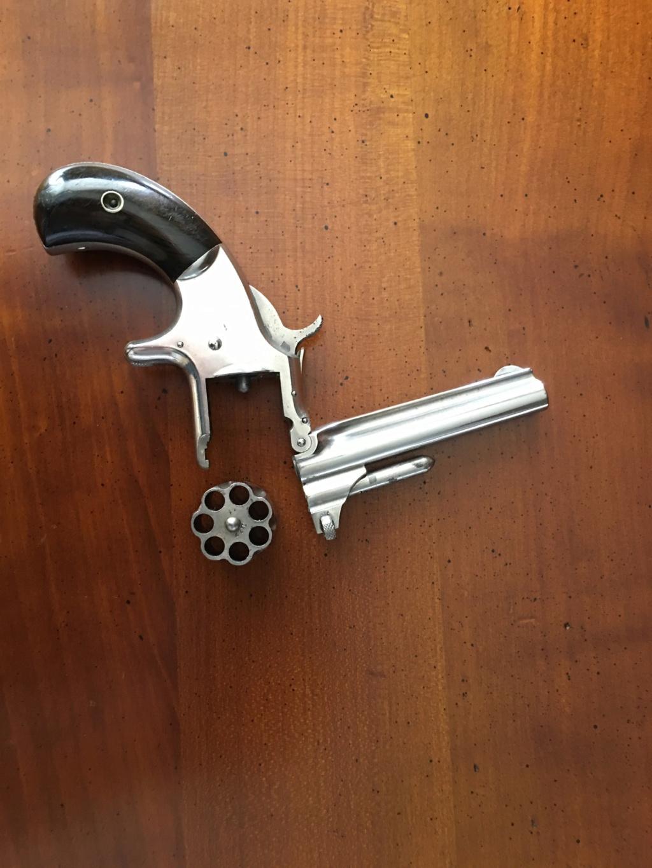Smith&Wesson 1er Model 3 eme issue cal 22 rf Cfa7e710