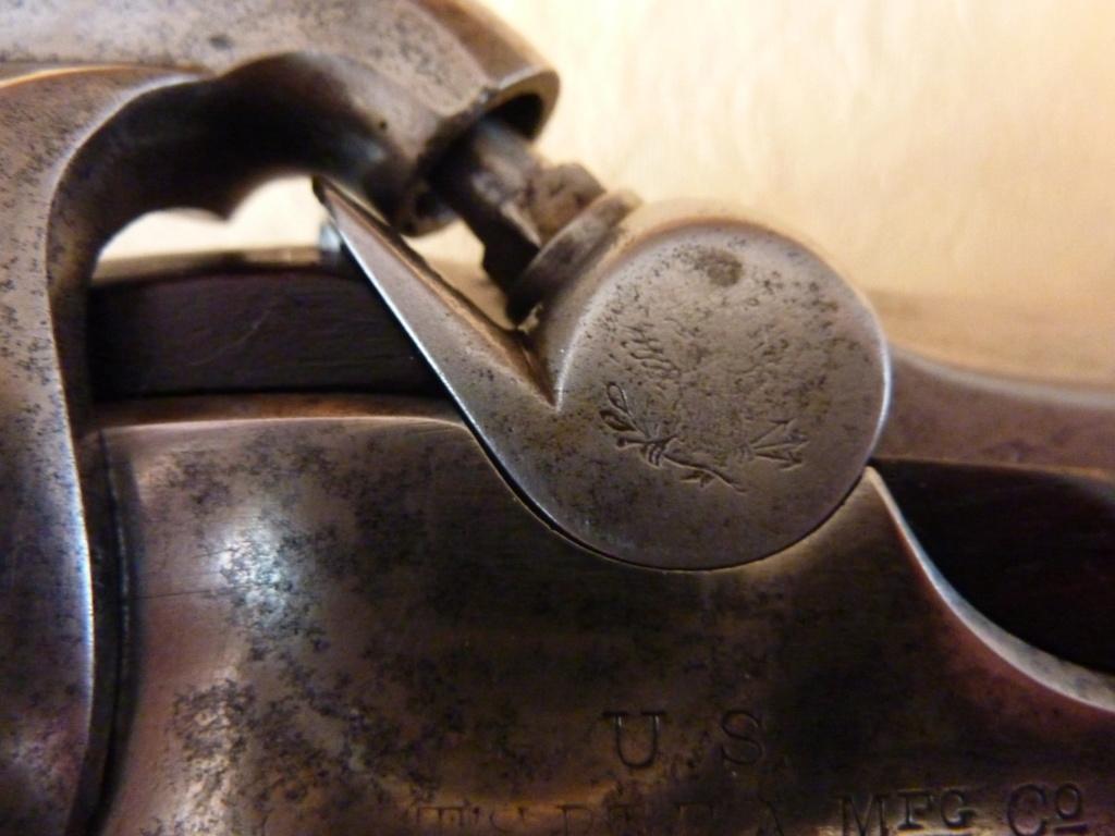US MUSKET 1861 Fabrication COLT Civw910