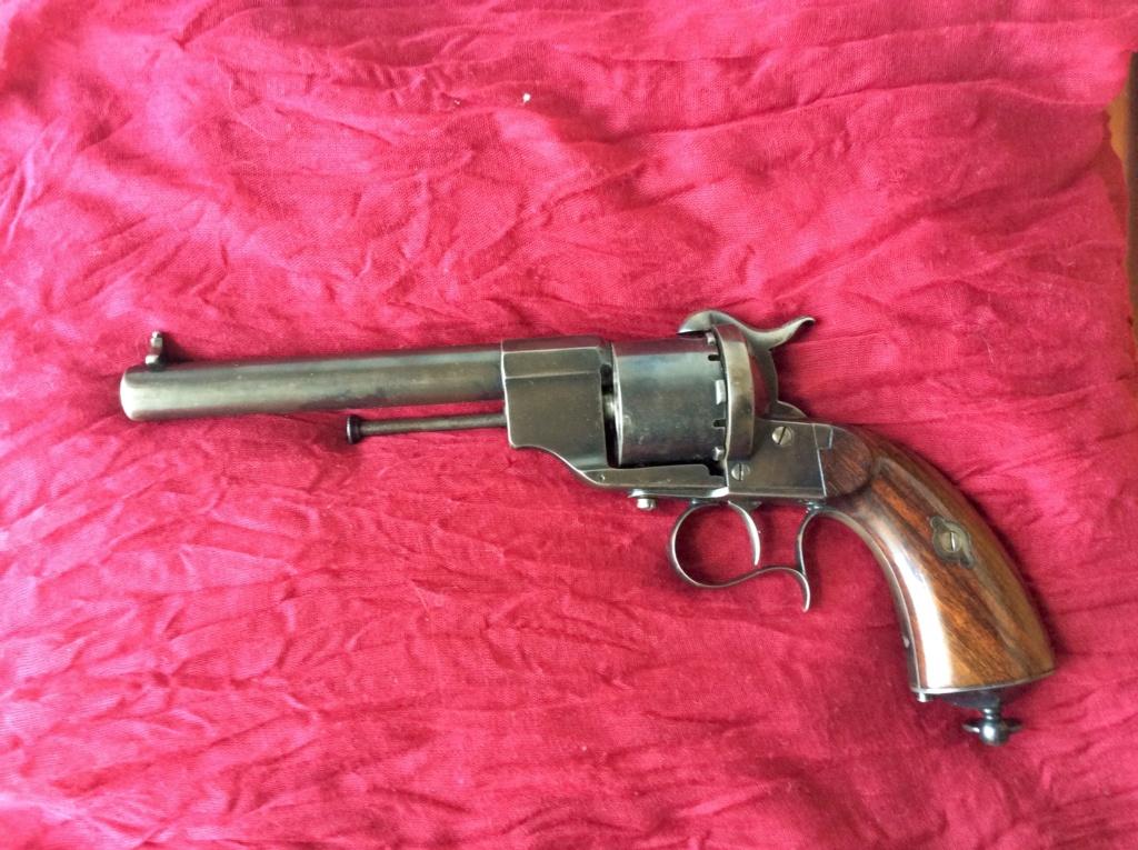 LeFaucheux 1854 Civil War D310e710