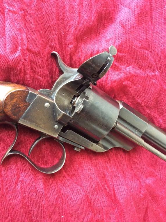 LeFaucheux 1854 Civil War E1fbc510